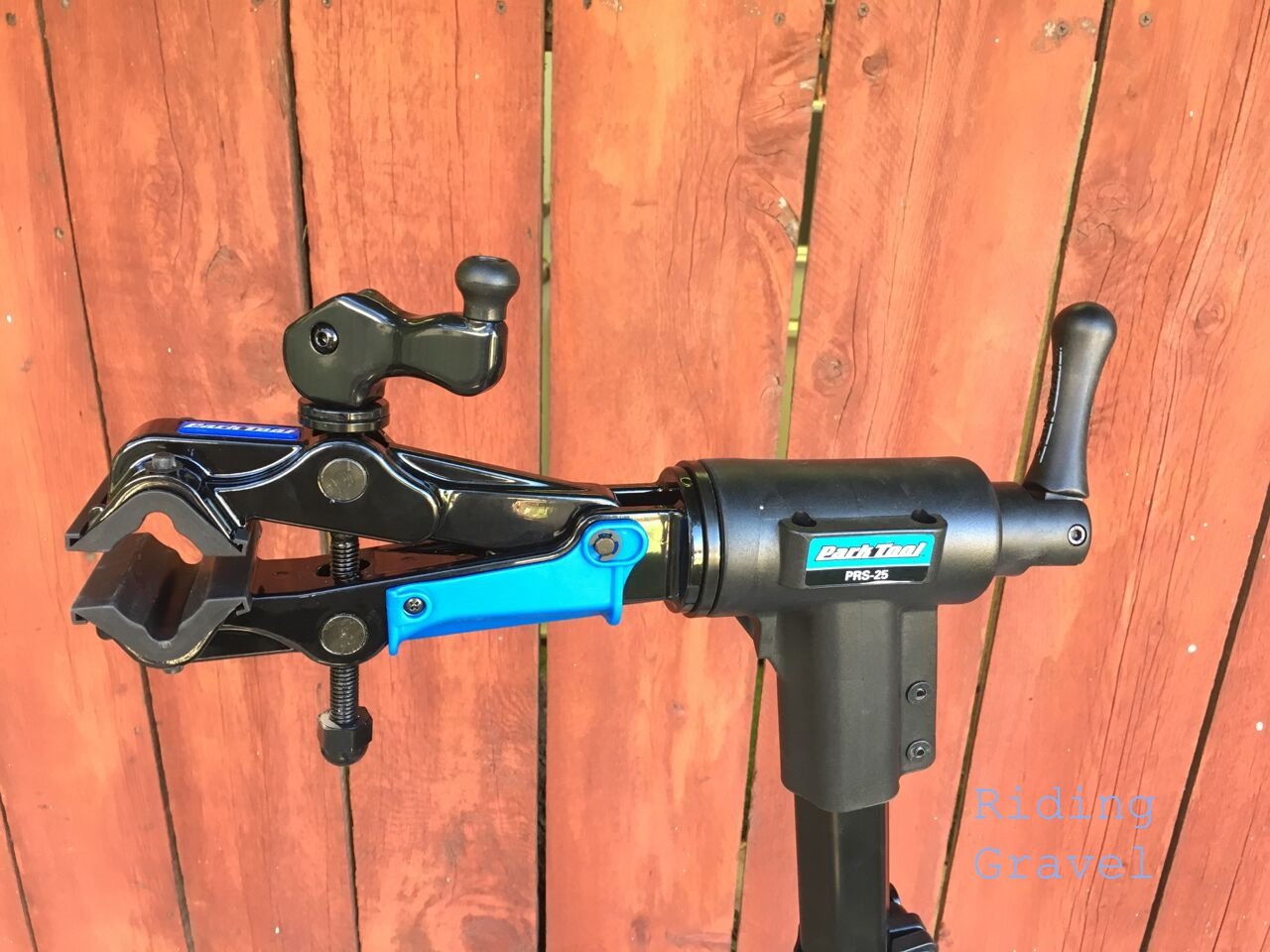 Park Tool Prs 25 Team Issue Repair Stand Quick Review