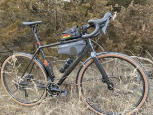 MG's Shock Stop-equipped Cannondale Topstone