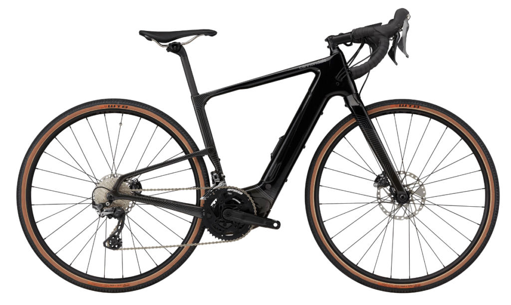 Rigid forked 2021 Topstone Neo Carbon 2