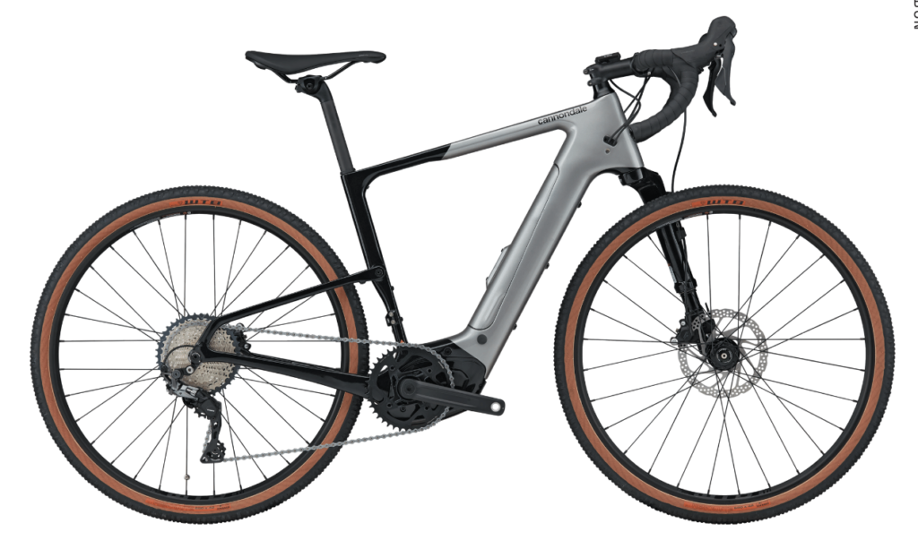Cannondale 2021Topstone Neo Carbon Lefty 3 model.