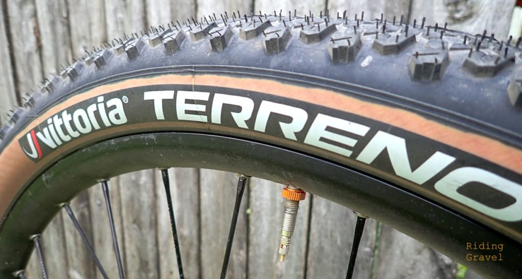 Detail shot of the Terreno XC