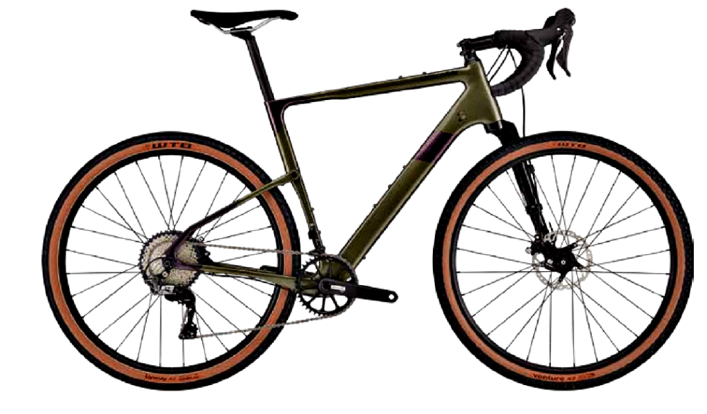 Cannondale 2021 Topstone Carbon Lefty 3 model