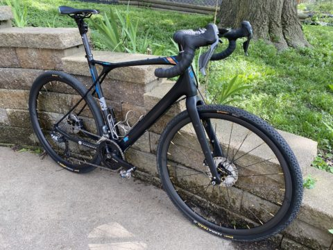 Gulo equipped GT Grade Carbon Pro