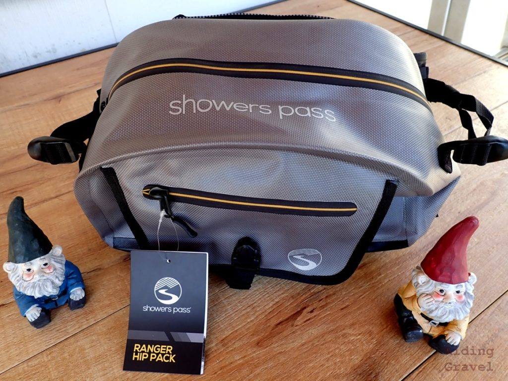 The Showers Pass Ranger Hip Pack