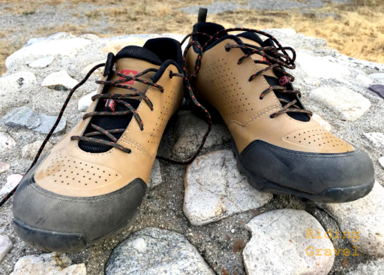The lace-up Bontrager GR2 Shoes