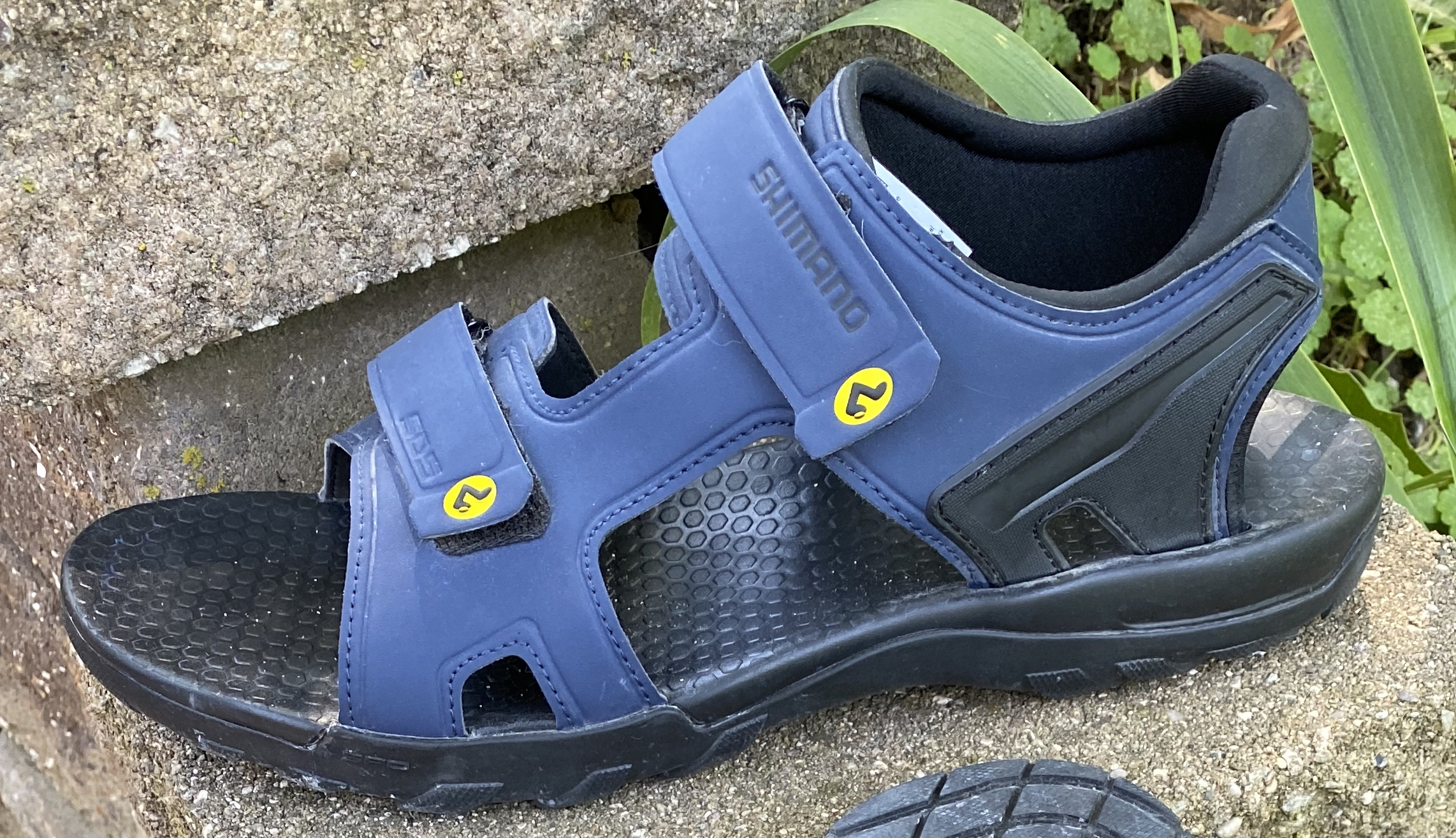 Shimano SD5A Cycling Sandals: Quick