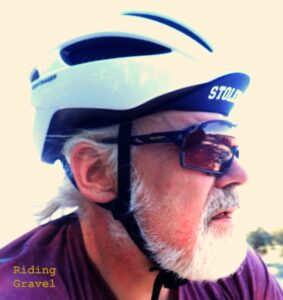 Guitar Ted modeling the Rudy Project Cutline glasses with the Photochromic lens installed.