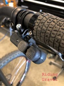 A close up of the Archer Components D1x remote