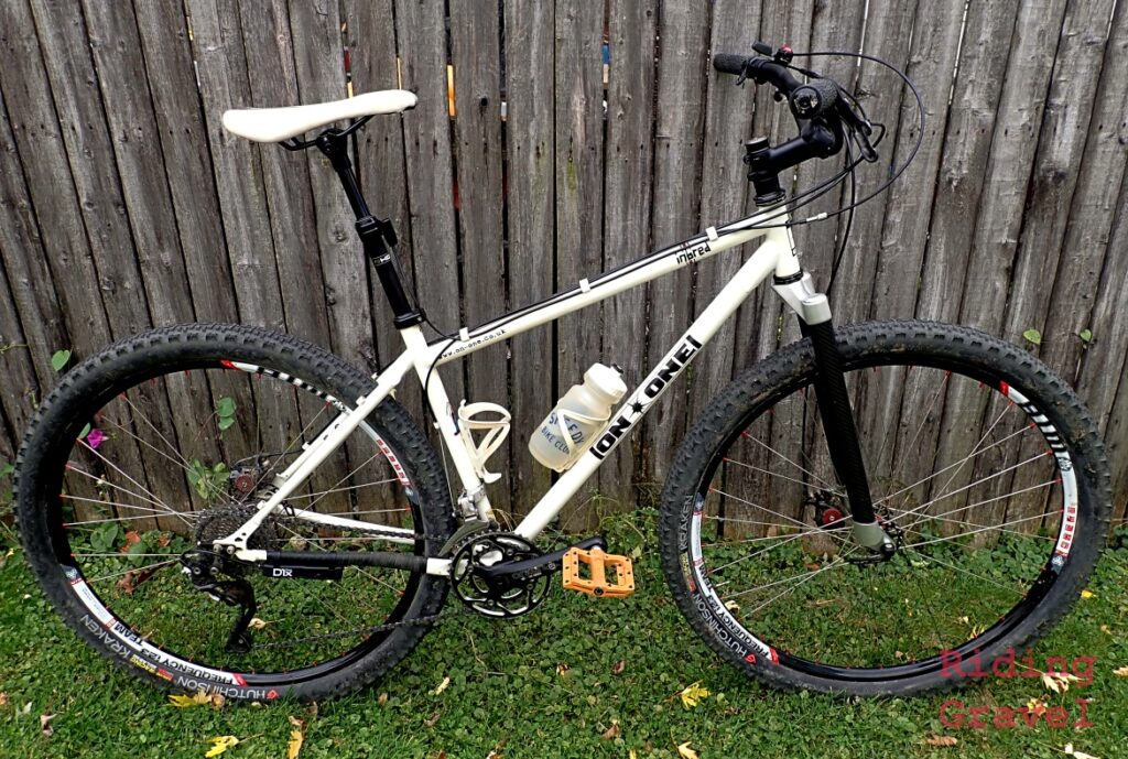 2006 On One Inbred set up with the D1x Trail shifting system