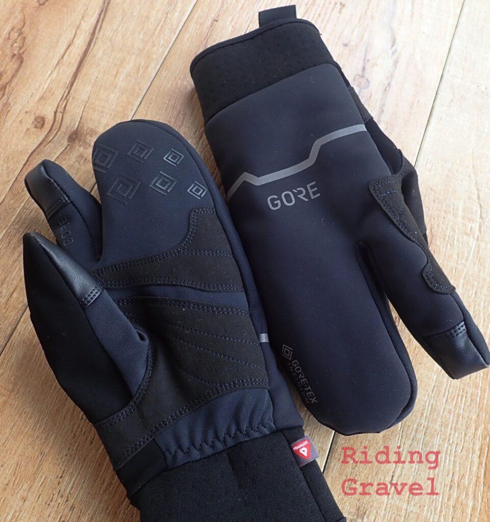 GORE-TEX INFINIUM GORE WEAR Thermo Split Gloves