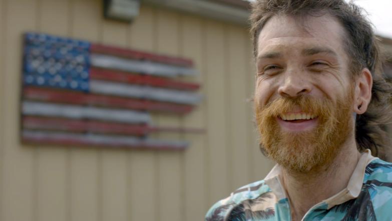 Caleb Swanson 178 miles into the DAMn From Delta of Spirit, filmmaker Kapanke