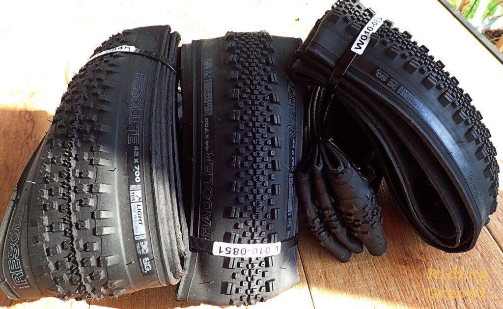 WTB SG2 gravel tires