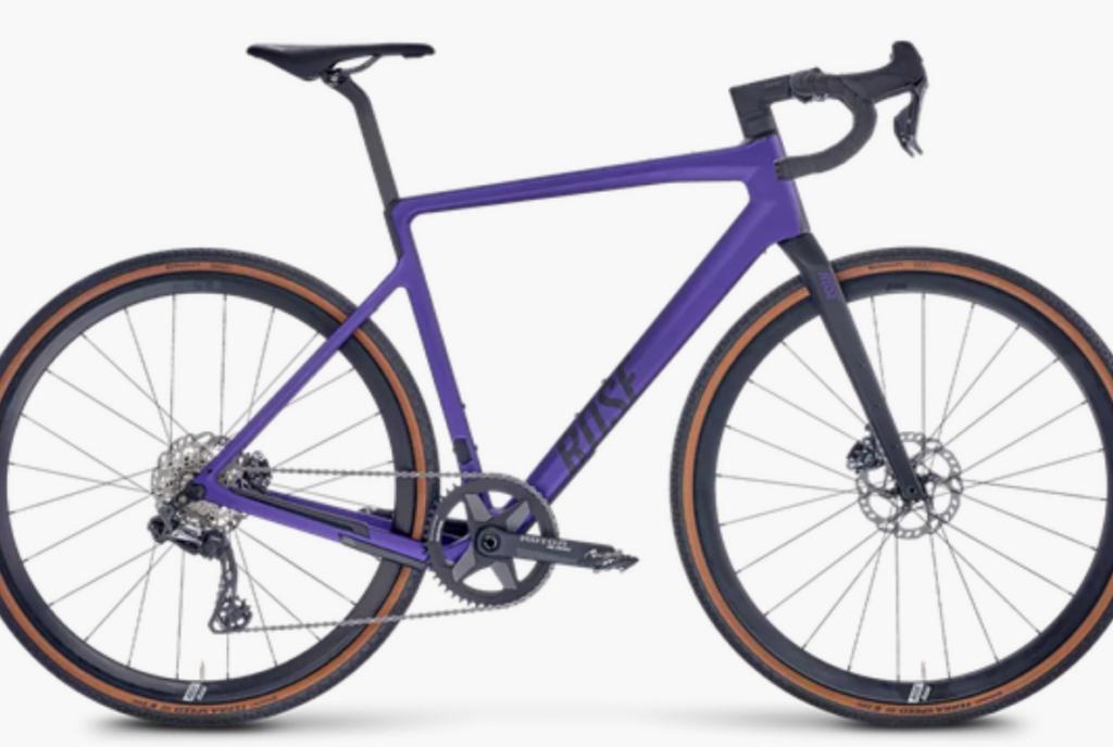 The Rose Bikes Backroad Classified in Deepest Purple