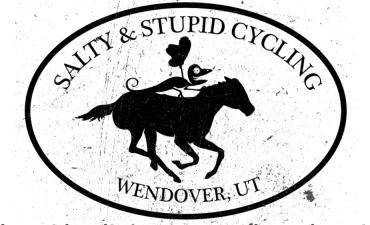 Salty & Stupid Cycling logo