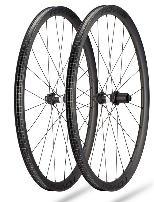 Roval Terra CL wheel set
