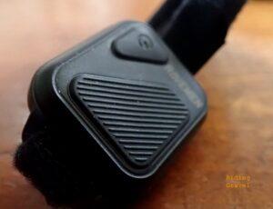 The PR1600 wireless remote