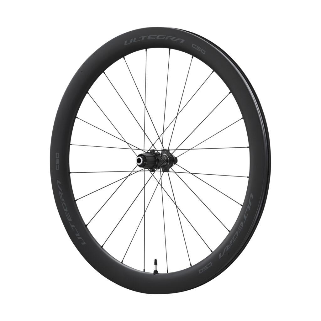 The new Shimano Ultegra C50 Carbon wheel