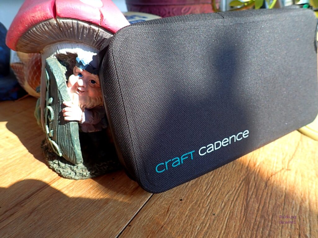 Craft Cadence Essentials Case with other items on a table