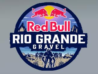 Logo for the Red Bull Rio Grande Gravel event.